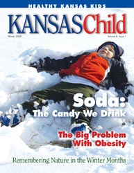 Kansas Child Winter Magazine