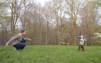 Get Outdoors and Play!