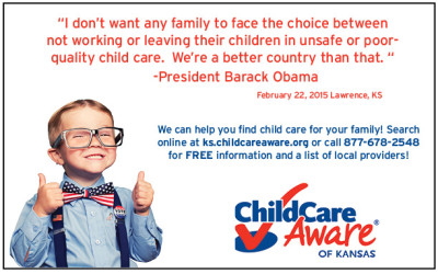 President Obama Shares Key Points in his plan to Support High Quality Child Care