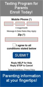 Texting sign up