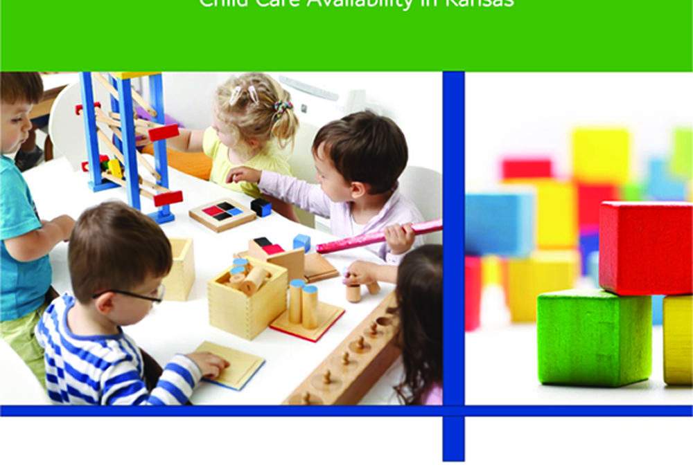 2017 Kansas Child Care Supply/Demand Report