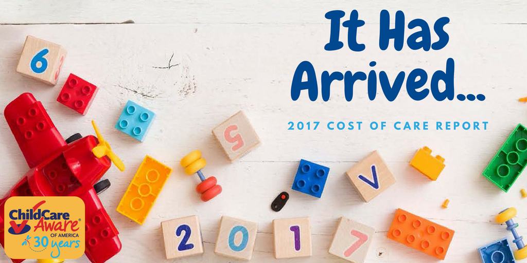 It's Here! Take a Look at Our 2017 Cost of Care Report