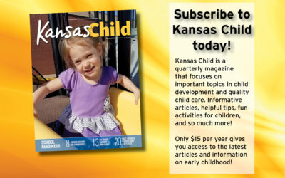 Check Out the Latest Kansas Child Issue